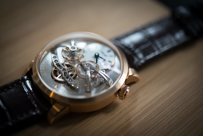 The MB&F Legacy Machine N°2.