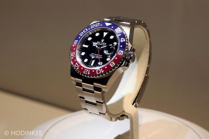 Rolex Gmt Master Ii New