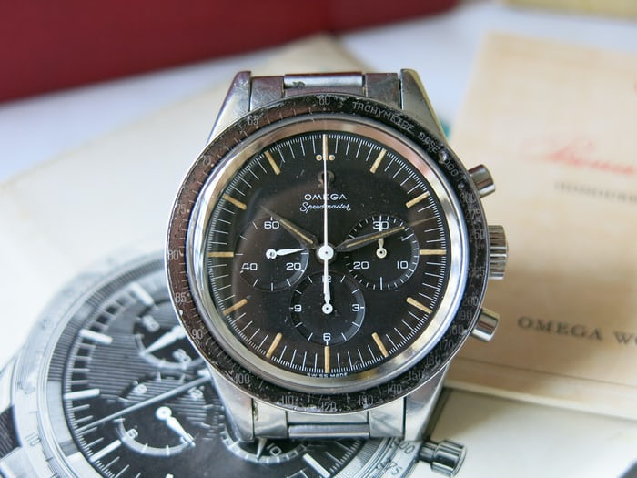 omega speedmaster 2998-1