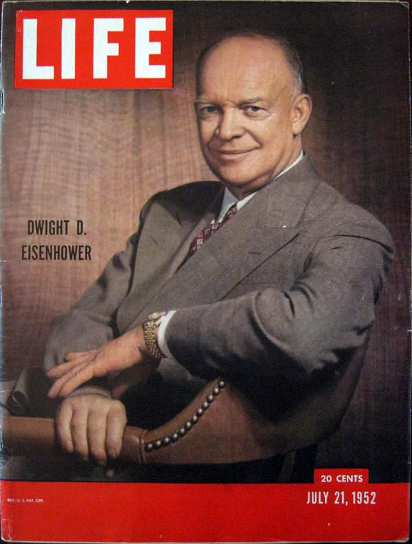 an analysis of dwight eisenhowers time as the president of the united states Dwight d eisenhower was born on october 14, 1890 to david and ida stover eisenhower in denison, texas in the united states of america the third of seven sons, he grew up in abilene, kansas where he excelled in sports in high school.