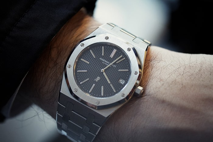 a-series royal oak audemars piguet
