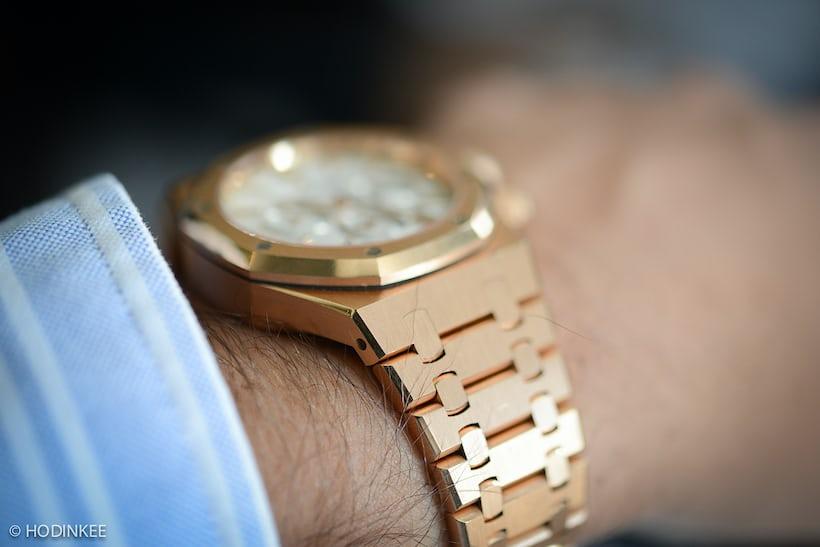 4ecc6d074b949 A Week On The Wrist  The Audemars Piguet Royal Oak Chronograph ...