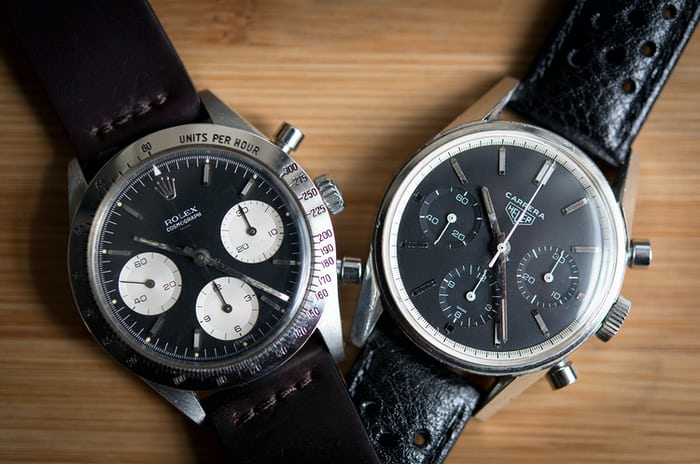 In-Depth: The Very First Heuer Carrera, Explained - HODINKEE
