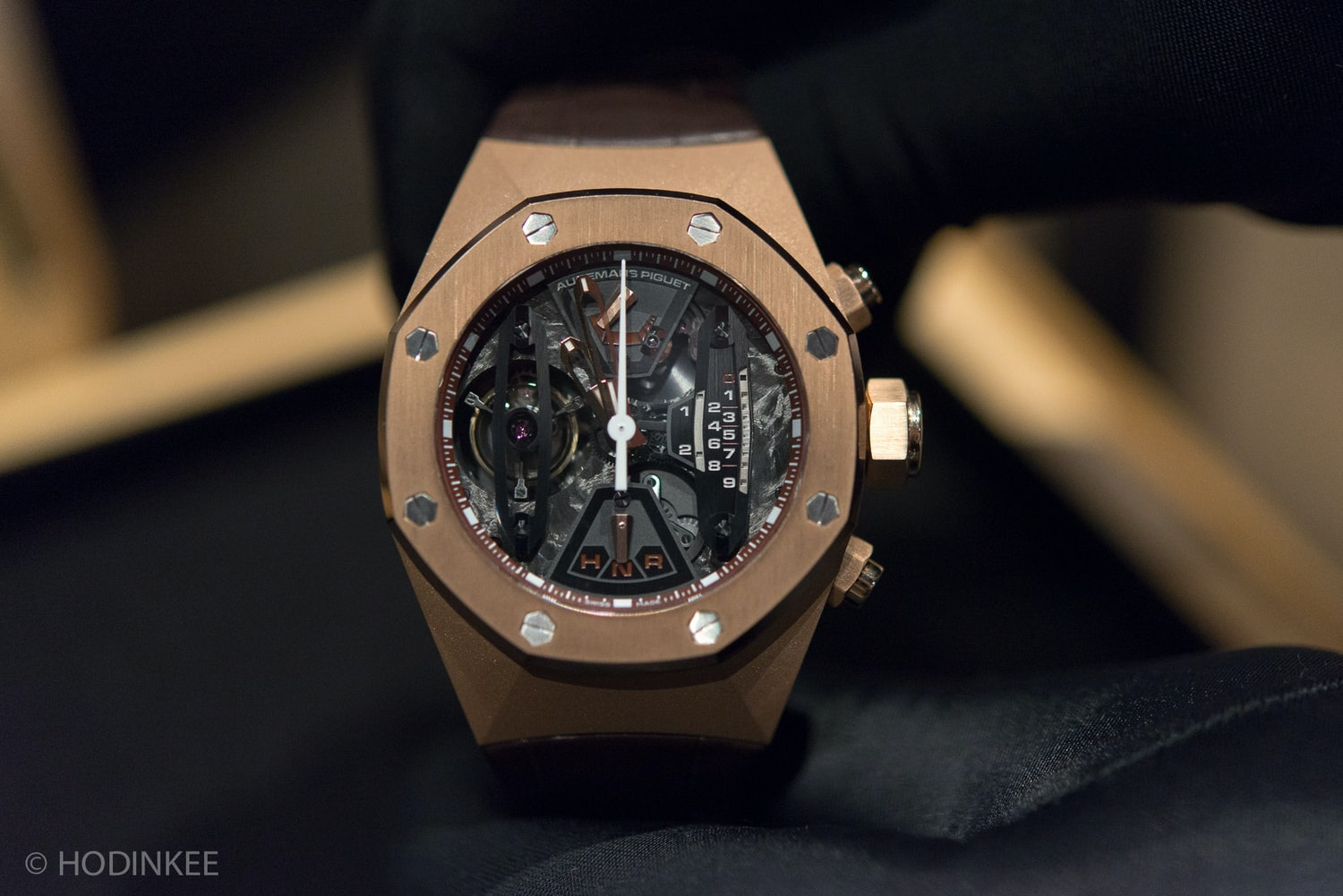 The Three Coolest Watches From Audemars Piguet At SIHH ...