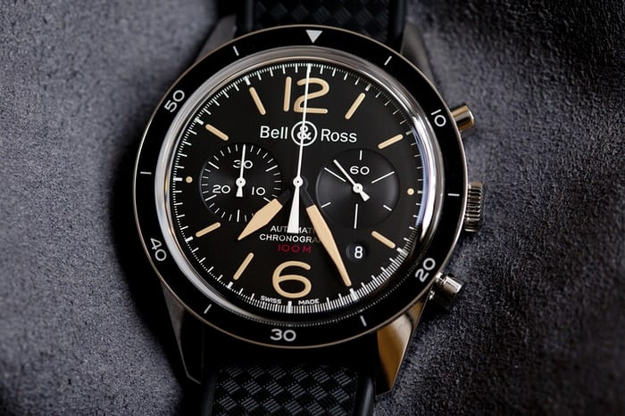newest 7db5f b89bf John Mayer On Watches: My Thoughts On The Bell & Ross BR126 ...