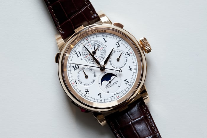 a lange sohne grand complication