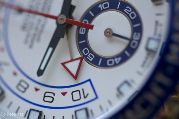 Hands On The Rolex Yachtmaster Ii Regatta Timer Ref