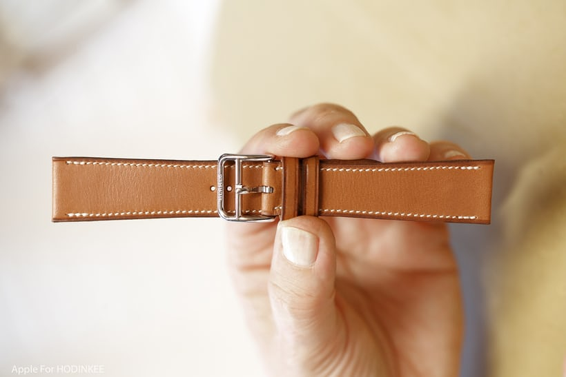 The Hermes Strap