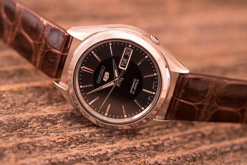 Question Seiko 5 Snkl23 Strap Swap Gap Watches