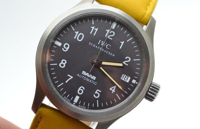 IWC Mark II Saab Limited Edition