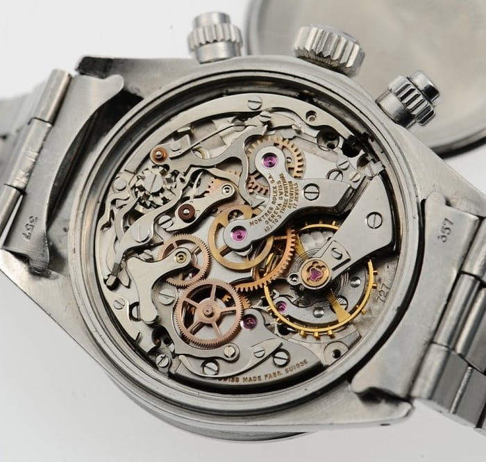 Rolex Daytona Reference 6263 With Paul Newman Panda Dial Movement Valjoux 727