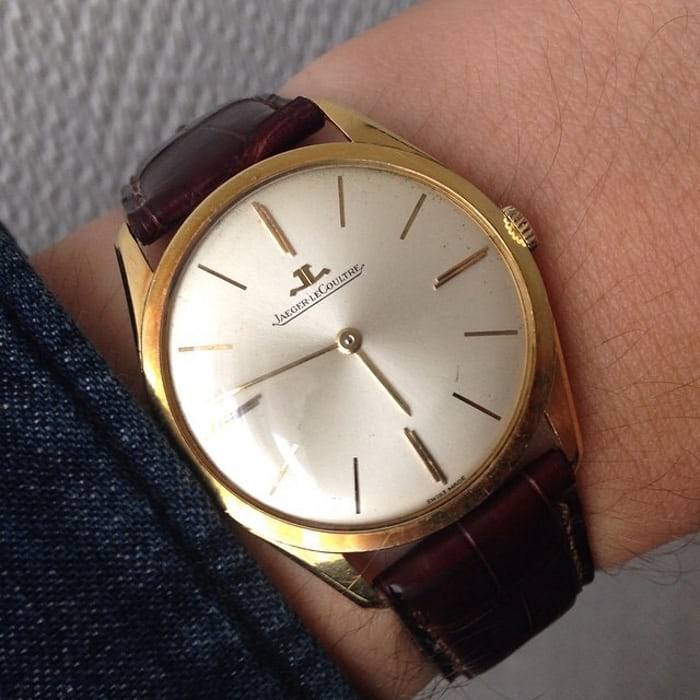 Jaeger LeCoultre Ultra Thin Watch Reference 1925