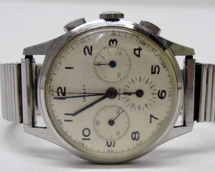 Gallet MultiChron chronograph
