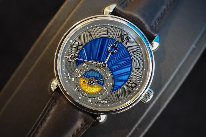 Voutilainen GMT-6 For Only Watch 2015