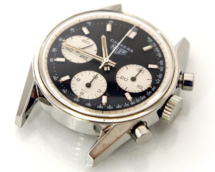 Heuer Carrera reference 2447 NST