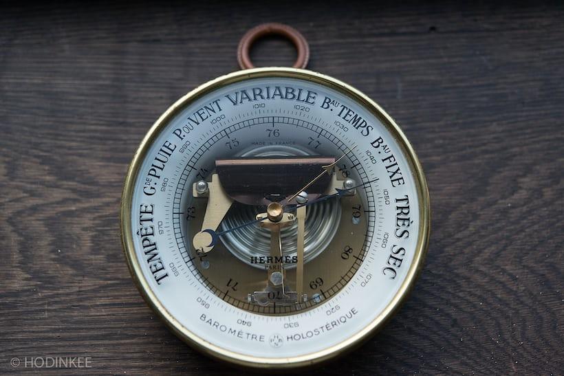 Hermes Barometer