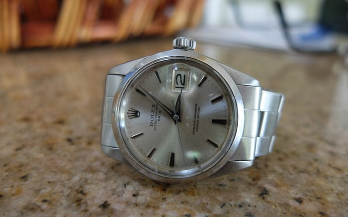 Rolex Oyster Perpetual Date Reference 1500