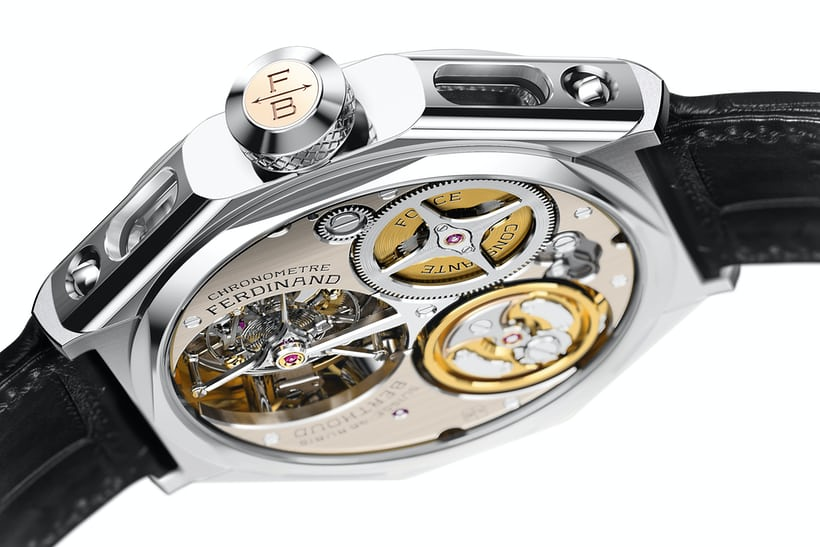 La Chronométrie Ferdinand Berthoud FB 1