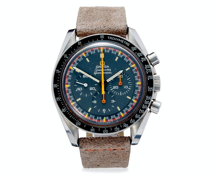 Omega Speedmaster Reference 145022-68ST With Racing Dial