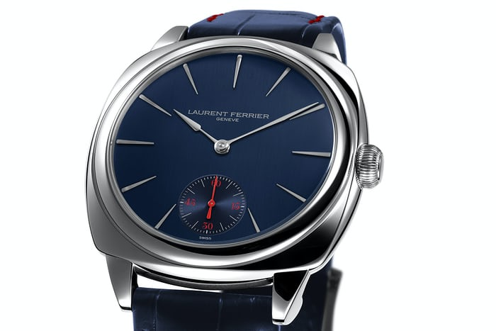 The Limited Edition Laurent Ferrier Galet Square Motorsport