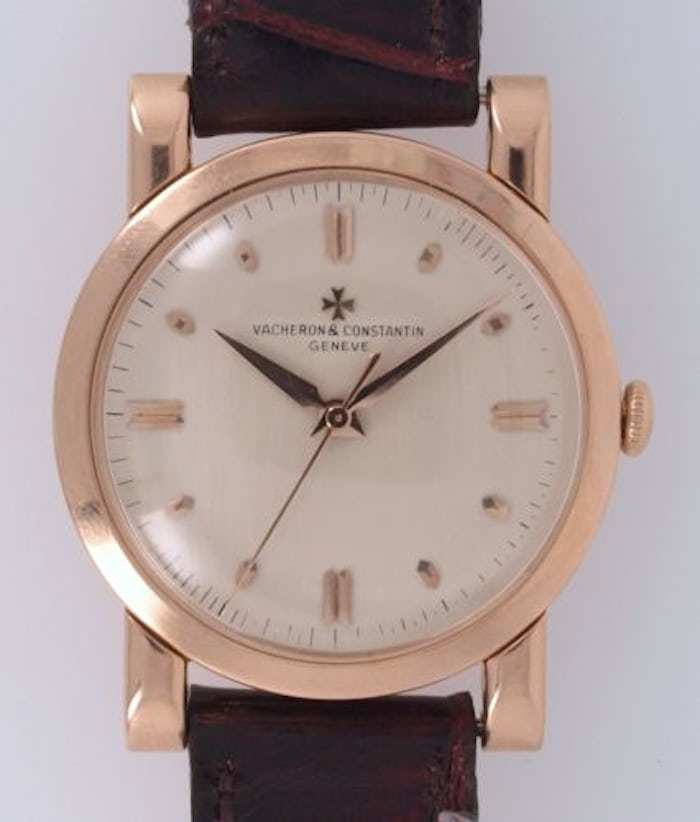 Vacheron Constantin Chronometre Royal Reference 4907
