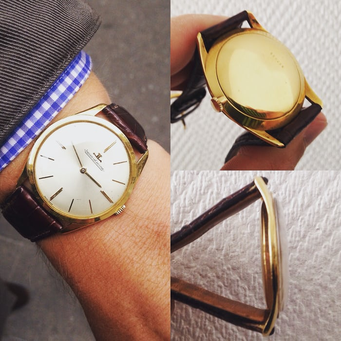 Jaeger LeCoultre Ultra Thin Reference 1925
