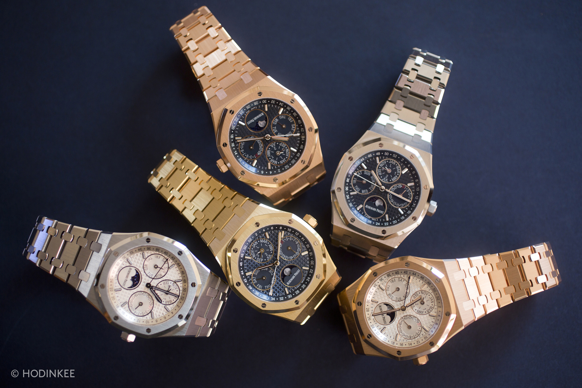 Introducing The Audemars Piguet Perpetual Calendar 26574 In Yellow