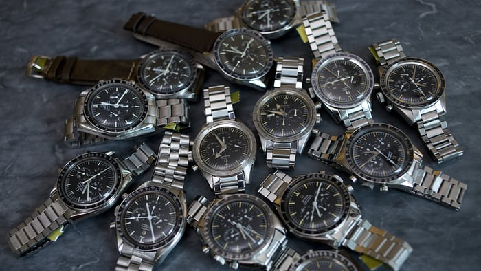Reference Points: Understanding The Omega Speedmaster