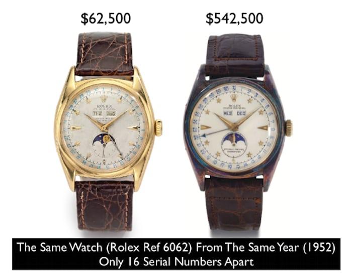 Rolex Stelline Ref. 6062