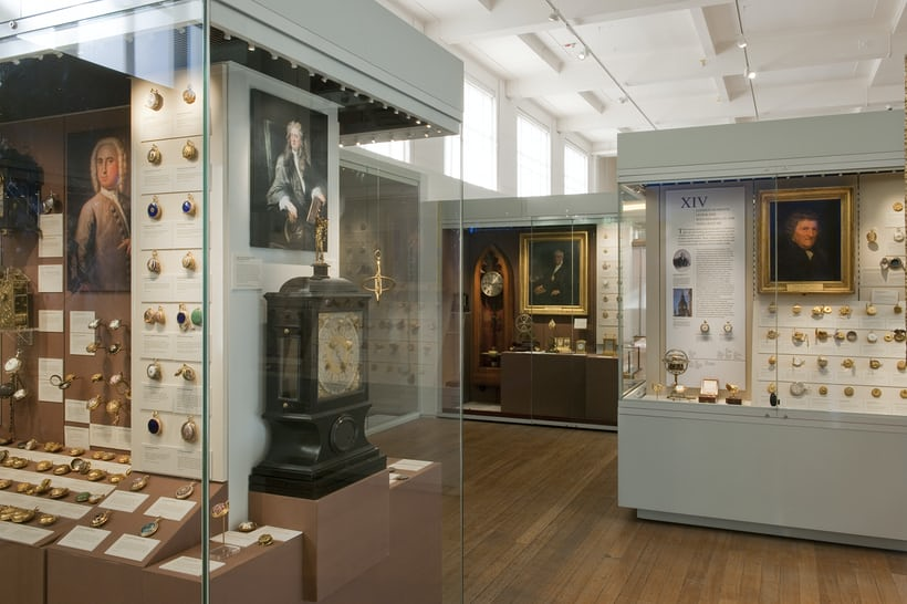 The Clockmakers' Collection at the Science Museum, London