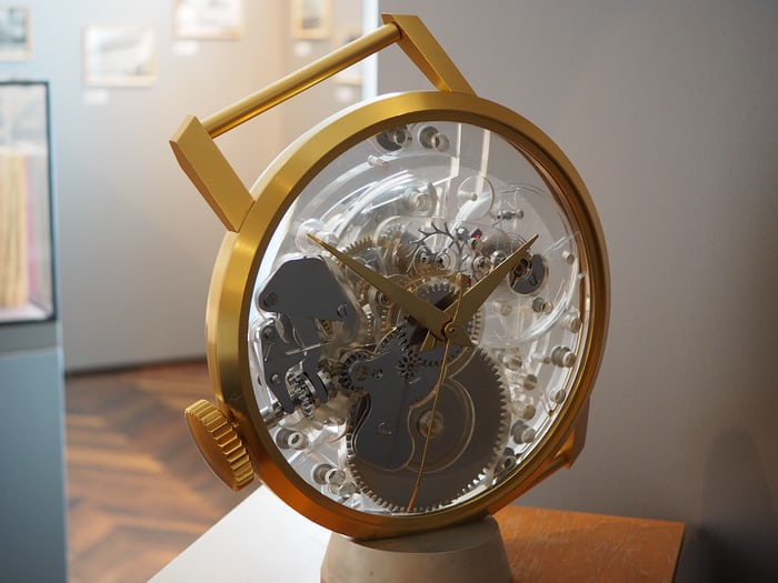 Scale movement model, kaliber 67