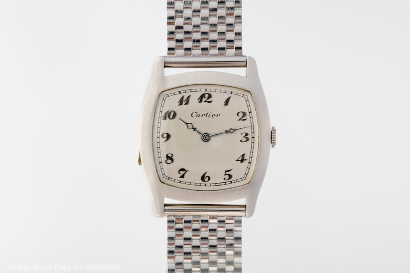 Vintage Cartier Minute Repeater