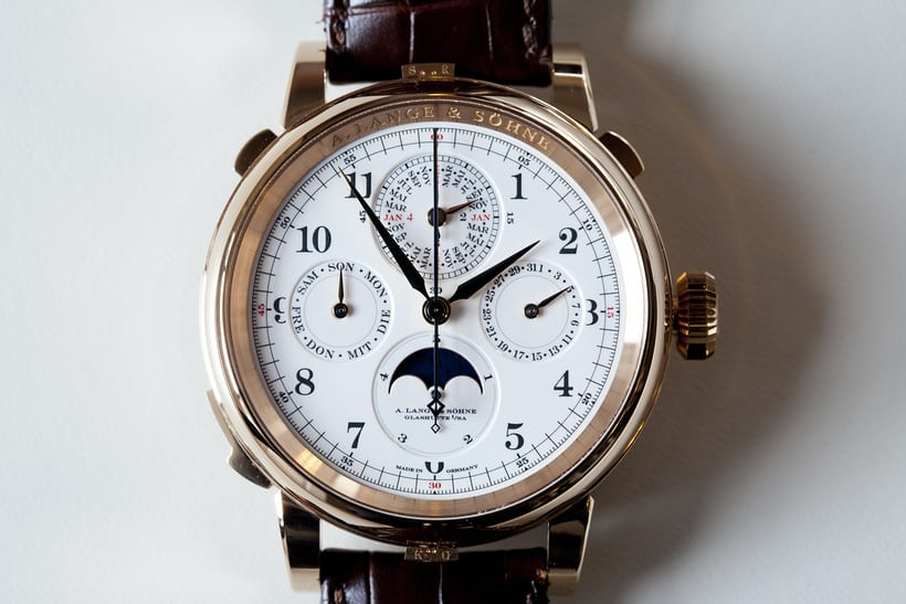 Lange Sohne Grand Complication