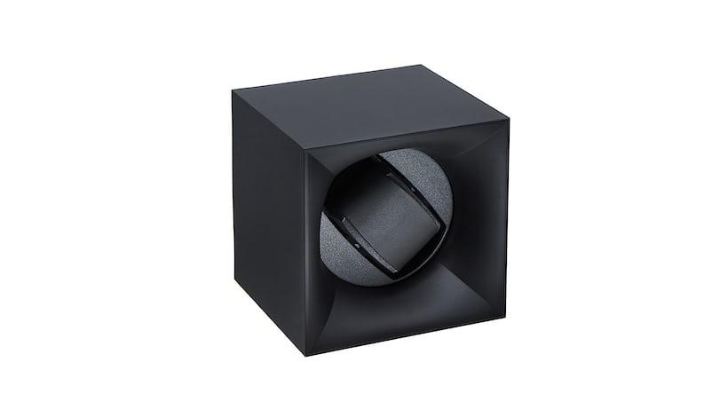 Black Startbox Swiss Kubik Watch Winder