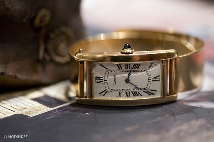 Ralph Lauren's personal watch collection