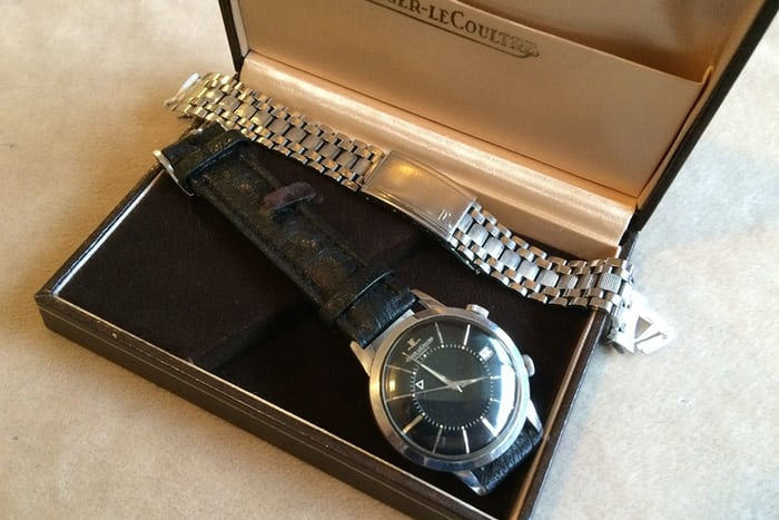 Jaeger-LeCoultre Memovox Reference E855