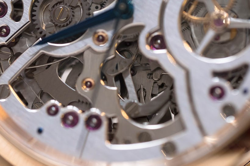 Seiko Credor Minute Repeater