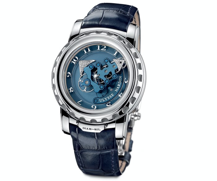 Ulysse Nardin Freak DiamOnSil
