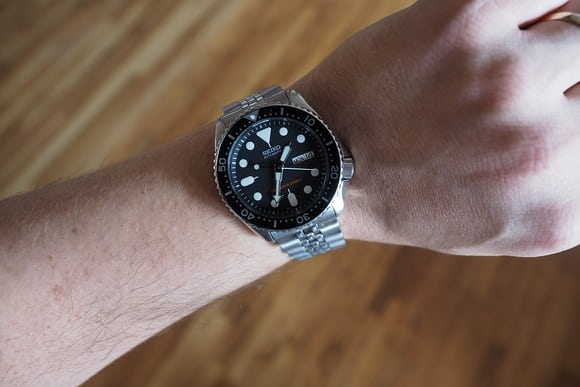The Value Proposition The Seiko Skx007 Diver S Watch