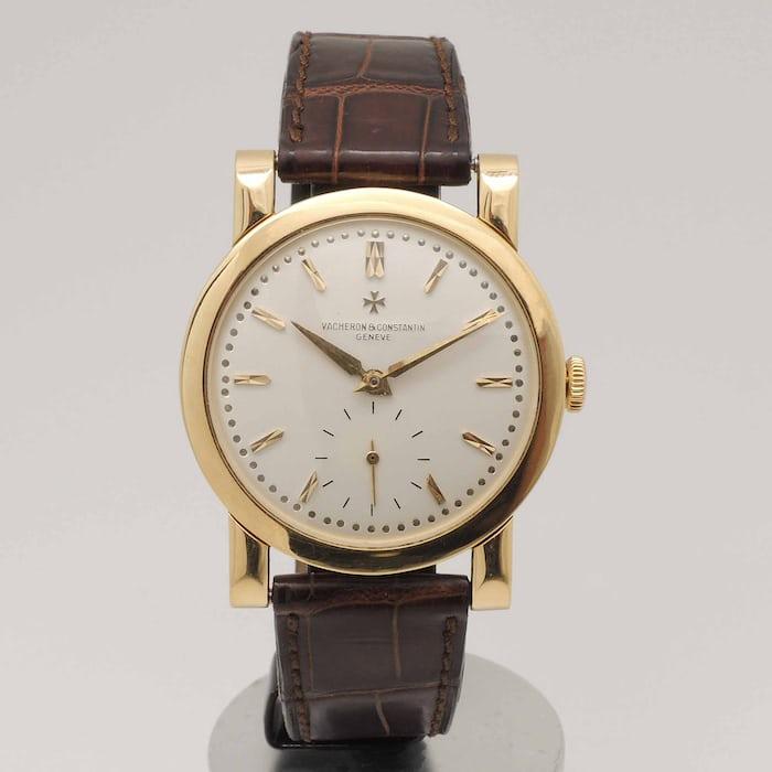 Chronometre Royal Vacheron Constantin Reference 4838
