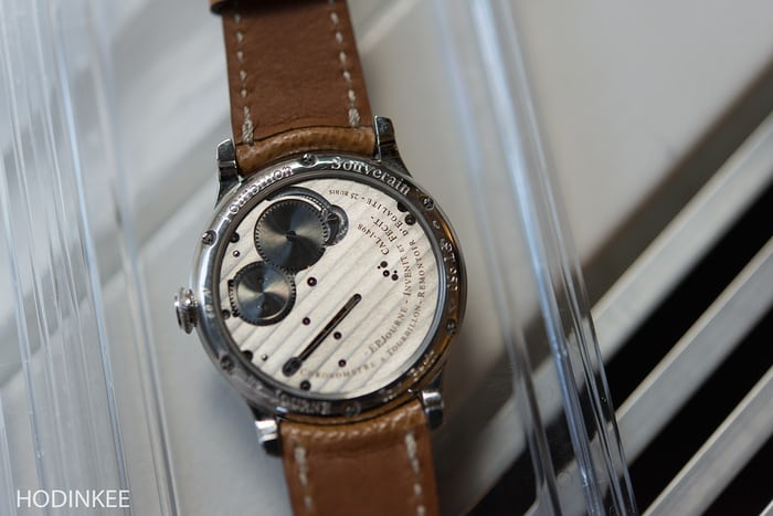 FP Journe Ninth Tourbillon