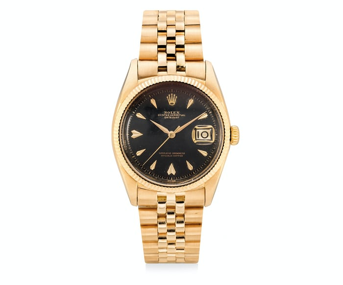 Rolex Datejust Reference 6605