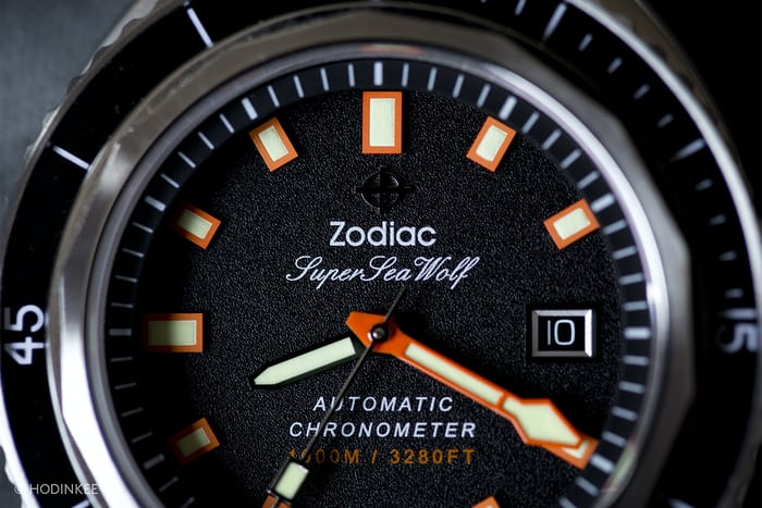 Zodiac Super Sea Wolf 68 Limited Edition COSC
