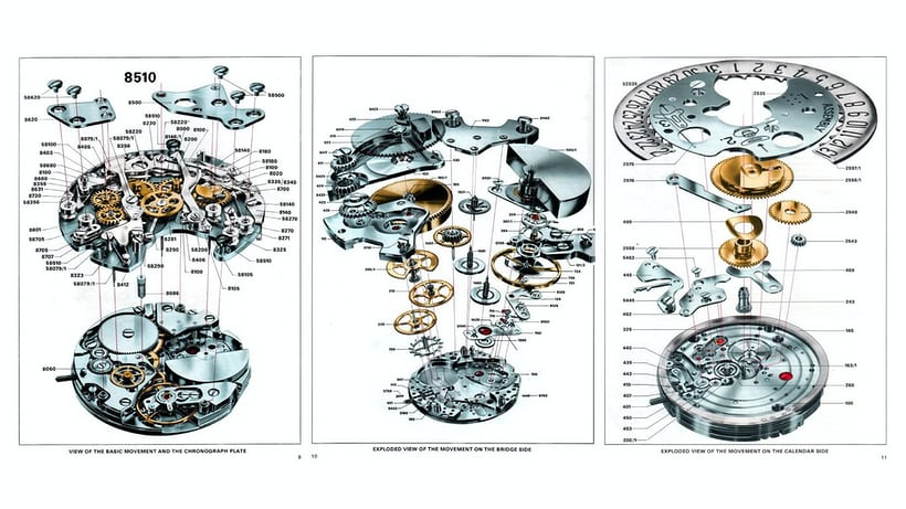 Heuer Monza chronograph, powered by the Chronomatc Caliber 15 movement