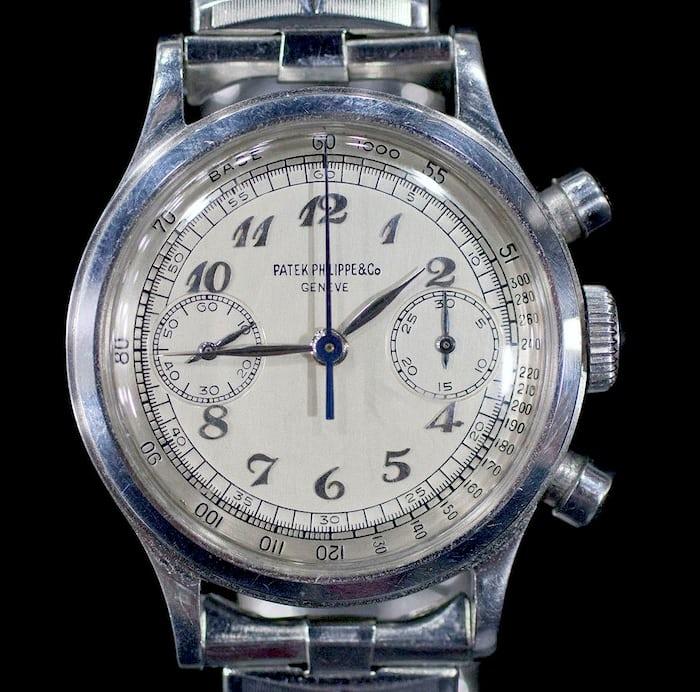 Patek Philippe chronograph reference 1463