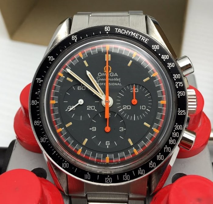Omega Speedmaster Reference 145.022 Racing Dial