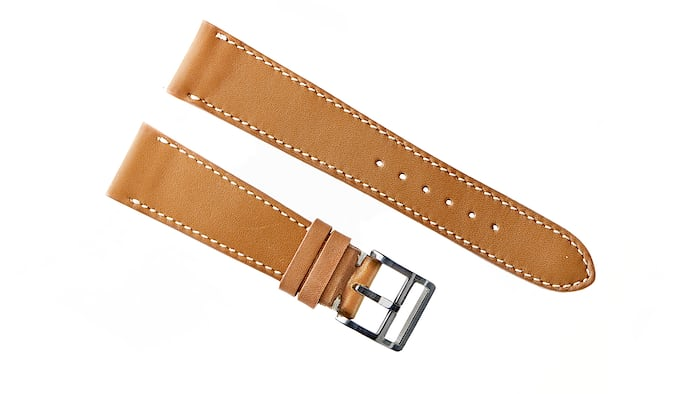 324eef500a0 The HODINKEE Shop is also now stocking a number of new Italian leather  straps