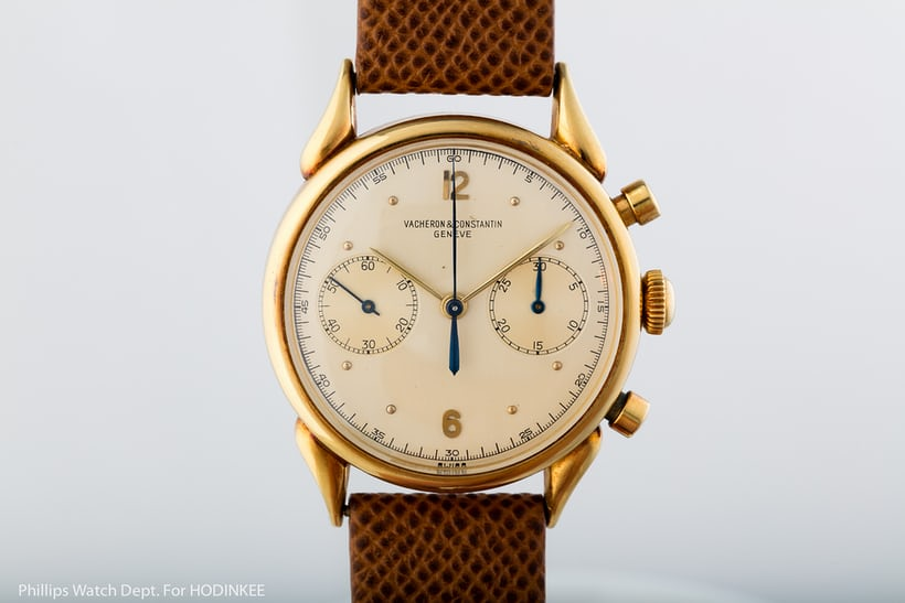 Vacheron Reference 6087 Chronograph