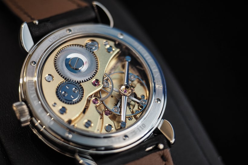 movement GMT-6 Only Watch Voutilainen