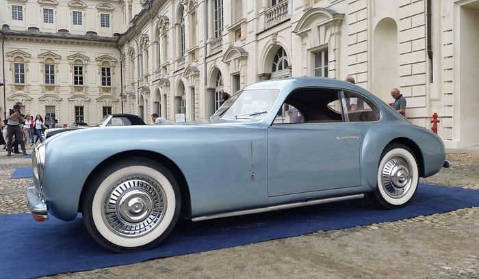 Pininfarina Cisitalia GT